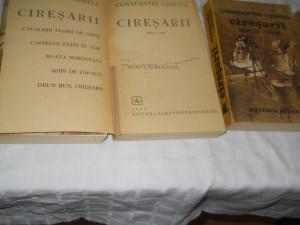 CIRESARII-CONSTANTIN CHIRITA - 5  volume, 1985, coperta Constantin Baciu