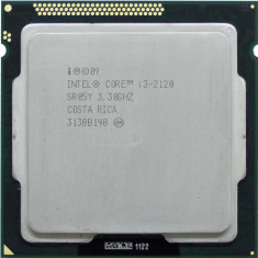 Procesor Desktop PC Intel Core i3-2120 3.30GHz SR05Y Socket LGA 1155 CPU i3, 2
