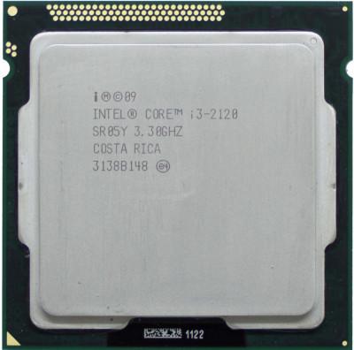 Procesor Desktop PC Intel Core i3-2120 3.30GHz SR05Y Socket LGA 1155 CPU i3 foto