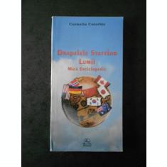 CORNELIU COTERBIC - DRAPELELE STATELOR LUMII. MICA ENCICLOPEDIE