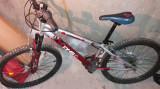 "Bicicleta DHS ALUKIDS 24"""