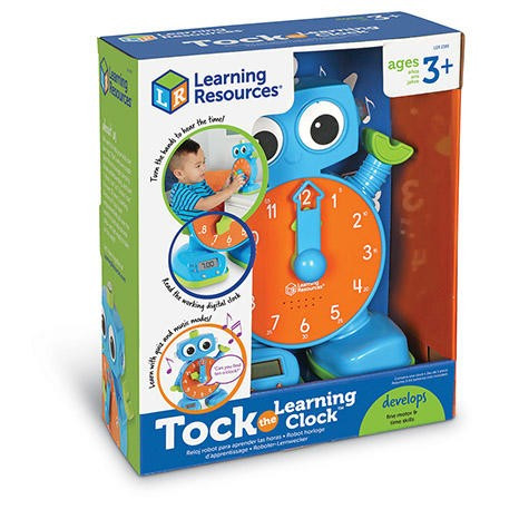 Robotel Tic-Tac PlayLearn Toys