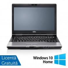 Laptop Refurbished FUJITSU SIEMENS S762, Intel Core i5-3340M 2.70GHz, 4GB DDR3, 320GB SATA + Windows 10 Home