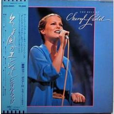 """Vinil   """"Japan Press""""  Cheryl Ladd – The Best Of Cheryl Ladd   (EX)"""