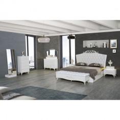 Dormitor Lisabona alb