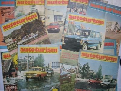 Revista Autoturism nr.5-1980 foto