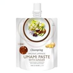 Pasta Umami Ghimbir Eco Clearspring 150gr Cod: 5021554003779