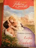 Lectia de seductie - Sabrina Jeffries, dragoste, colec. Iubiri de poveste