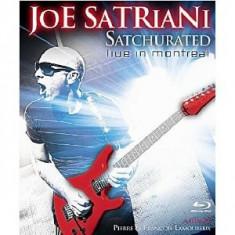 Joe Satriani Satchurated : Live In Montreal (bluray)