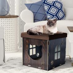 Casuta pisici, Maro