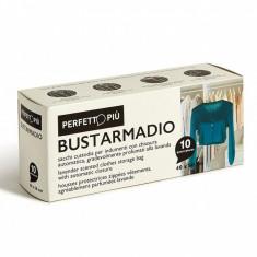 Set 10 saci de vidat parfumati pentru haine Dorano Top