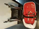 Carucior+accesorii (geanta, huse)