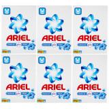 6 x Ariel touch of Lenor fresh, Detergent manual la cutie, 7 spalari, 6 x 450g