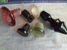 Dopuri sticla colectie foto