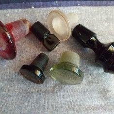 Dopuri sticla colectie