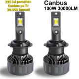 Set LED H7 H1 H3 H4 H11 Hb4 H15 canbus alb rece 6500k, Universal