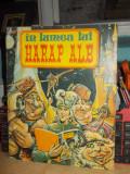 IN LUMEA LUI HARAP ALB _ SCENARIU SI DESENE SANDU FLOREA , 1979