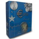 Album pentru monede 2 Euro 2014-2017 - TOPset Compact, SAFE