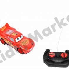 Masinuta cu radiocomanda Cars Fulger McQueen