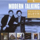 Modern Talking Original Album Classics Boxset (5cd)