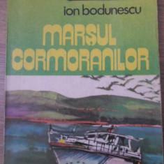 MARSUL CORMORANILOR - ION BODUNESCU