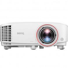 Videoproiector BENQ TH671ST, 1080p, 3000 lumeni, low input lag, Alb