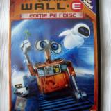 WALL-E [2008] (DISNEY/PIXAR ORIGINAL, SIGILAT, ROMÂNĂ), DVD, Romana