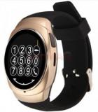 Smartwatch iUni Clasic O100 14355, LCD Capacitive touchscreen 1.3inch, 64MB RAM, Pedometru (Negru-Auriu)