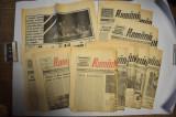 lot 23 ziare Romania Libera 1990