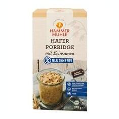Terci de Ovaz Fara Gluten cu Seminte de In Bio 375gr Hammer Muhle Cod: HM800083