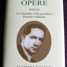 Ion Vinea - Opere Fundamentale (Poezii) - editie de lux Academia Romana