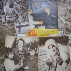 Revista Sport  nr.8-1970