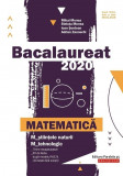 Bacalaureat 2020. Matematica M_stiintele-naturii, M_tehnologic
