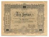 Austro Ungaria 10 forint 1848 VF+/-XF