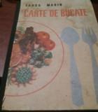 SANDA MARIN CARTE DE BUCATE