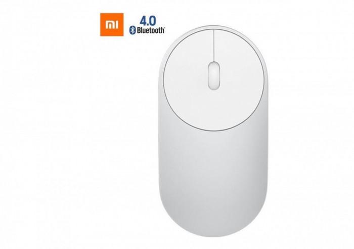Mouse Bluetooth Wireless Xiaomi XMSB02MW Argintiu