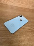 IPhone X Neblocat, Argintiu