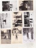bnk foto - Sinaia anii `30 - lot 8 fotografii