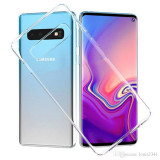 Husa Samsung Galaxy S10 Plus, Silicon TPU Transparent, NOU
