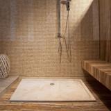 Cada baie marmura Cappuccino ST-010 SBSS 120 x 80 x 3 cm
