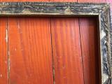 Design / Decor - rama din lemn pentru fotografii / goblen sau tablou !