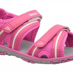 Sandale sport Kappa Breezy II K 260679K-2210 pentru Copii