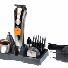 Set aparat de tuns, ras, conturat Grooming Lithium Trimmer 7 in 1 - BAY580