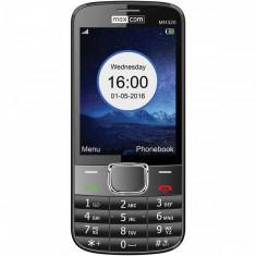 Telefon mobil MaxCom MM320 Black