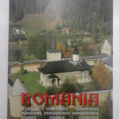 ROMANIA - SCHITURI MANASTIRI BISERICI - Album