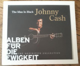 Cumpara ieftin CD Johnny Cash – The Man In Black (The Definitive Collection)