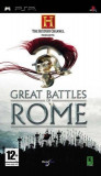 Joc PSP The History channel - Great battles of Rome