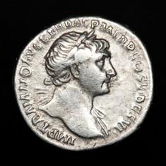 Moneda Imperiul Roman - denarius