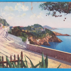 (39) CARTE POSTALA  - CROATIA - DUBROVNIK - 1925