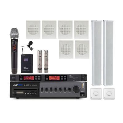 Biserica PRO S3 - Sistem audio biserica profesional USB si CD foto